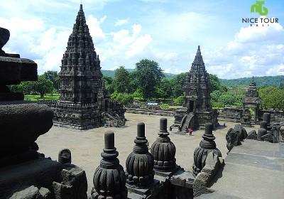 Prambanan Temple at Jogja