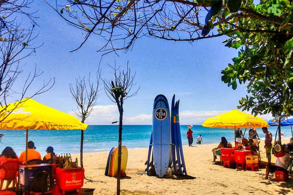 Bali 4 days 3 nights | Beach & Surf Package