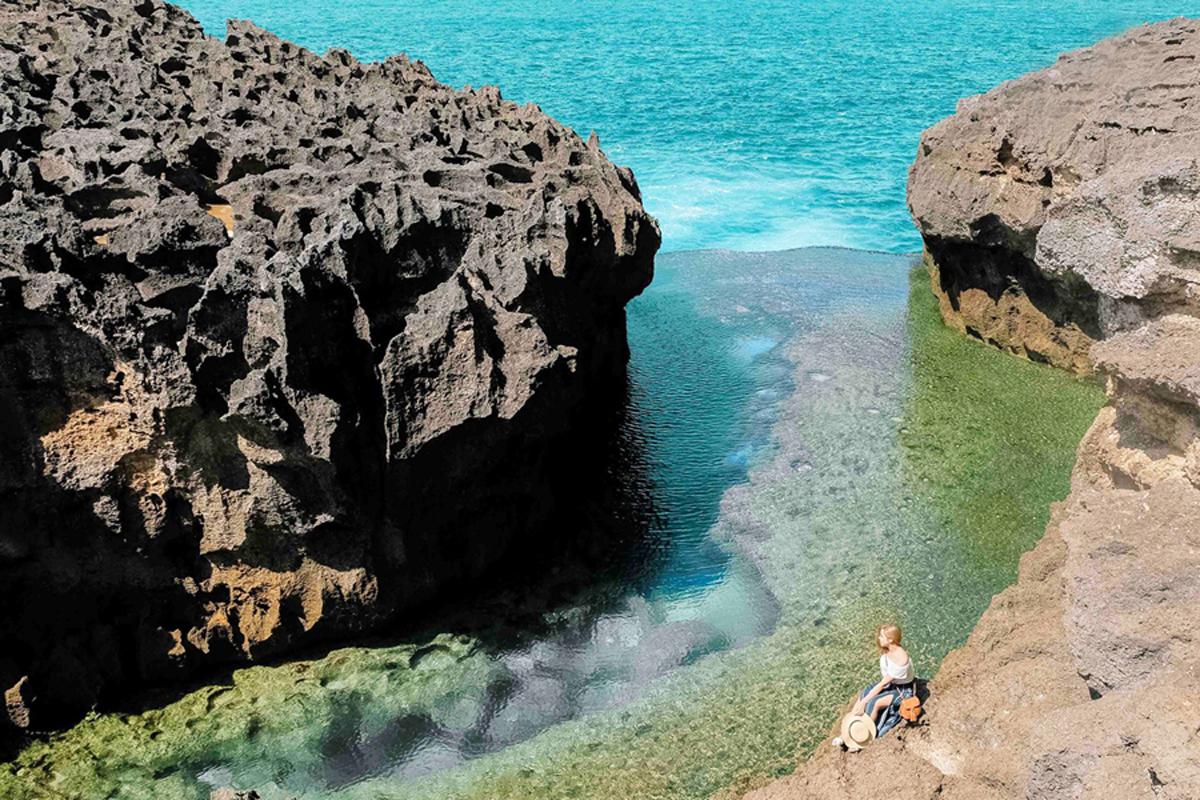One Day Tour to Nusa Penida Island