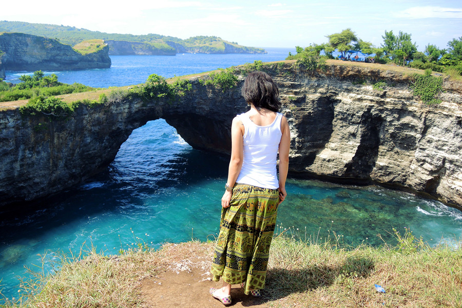 One Day Tour to Nusa Penida Island