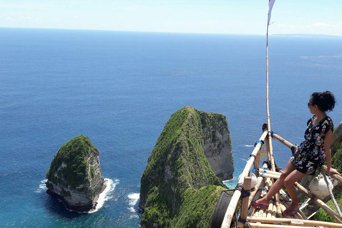 Kelingking Point Nusa Penida