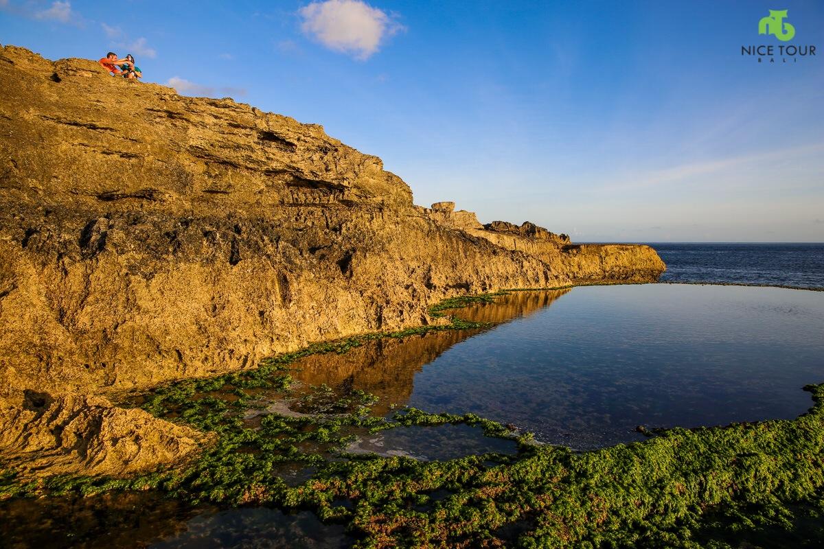 Dream Beach at Nusa Lembongan Island