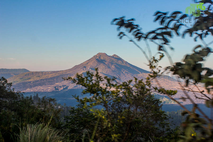 Mount Batur at Kintamani