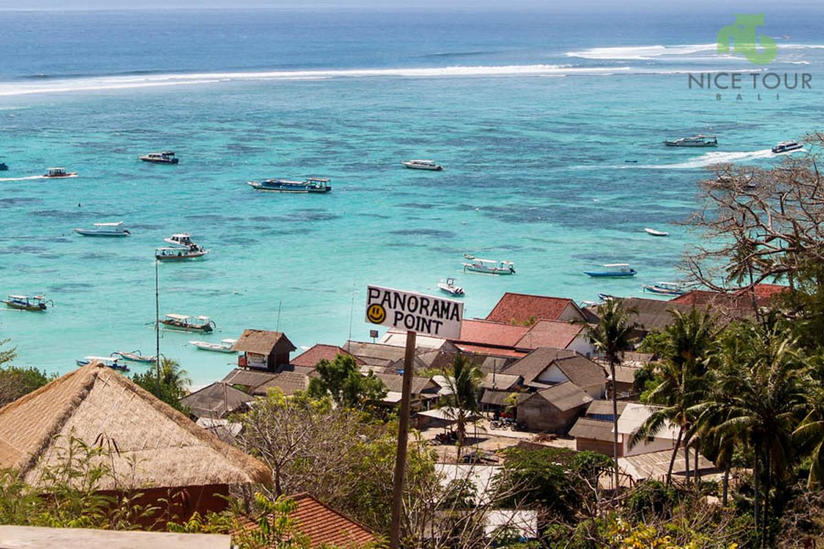 Lembongan Island Panorama Point