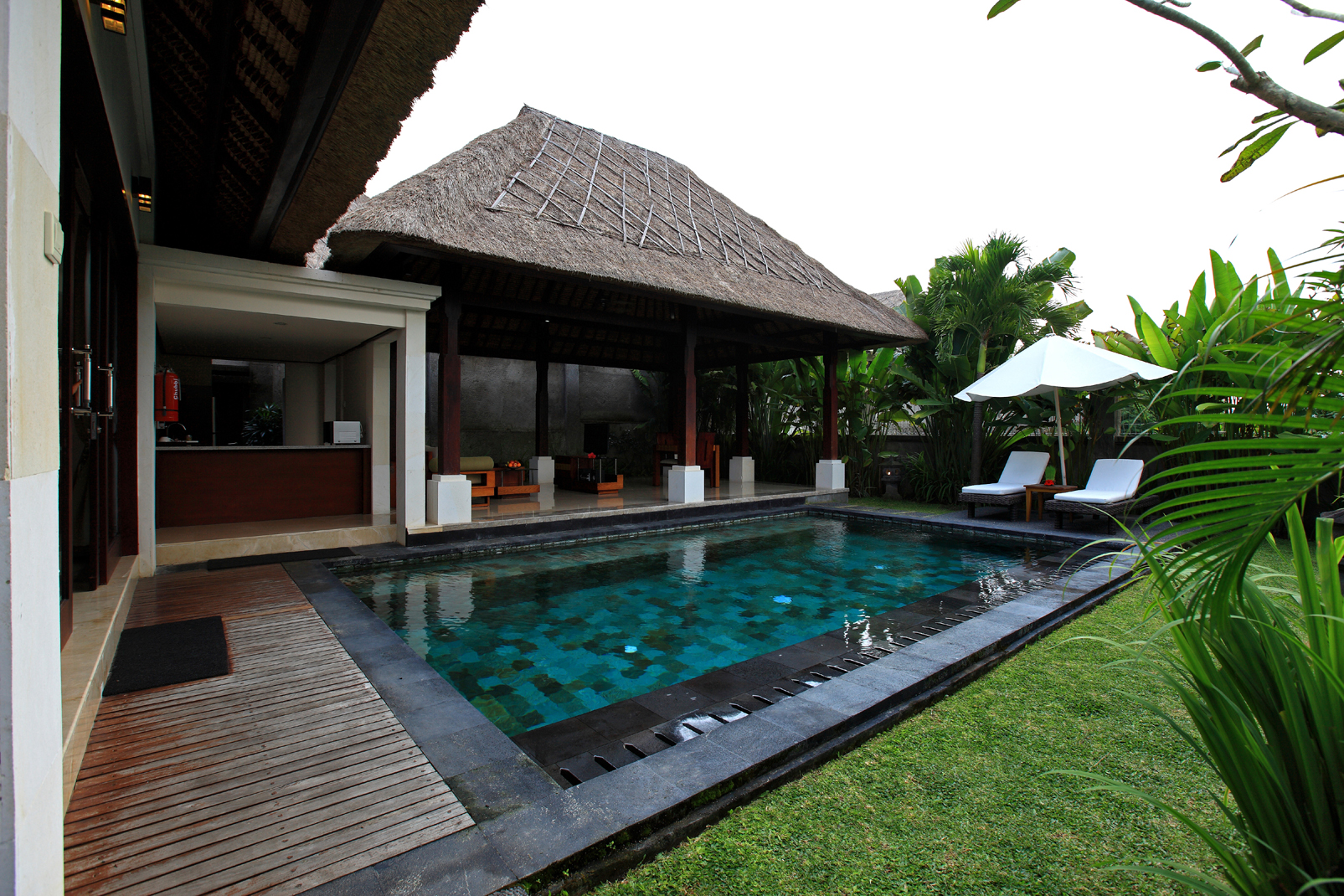 Santi Mandala Villa & Spa one bedroom luxury pool villa