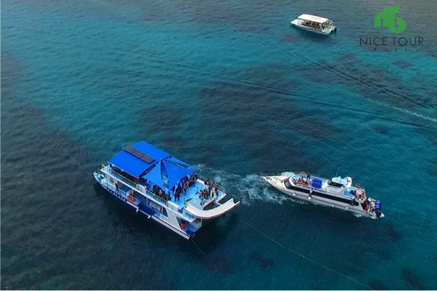 One Day Snorkeling Trip at Nusa Penida & Nusa Lembongan Islands