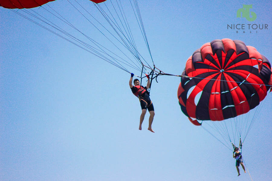 Parasailing Optional Activities