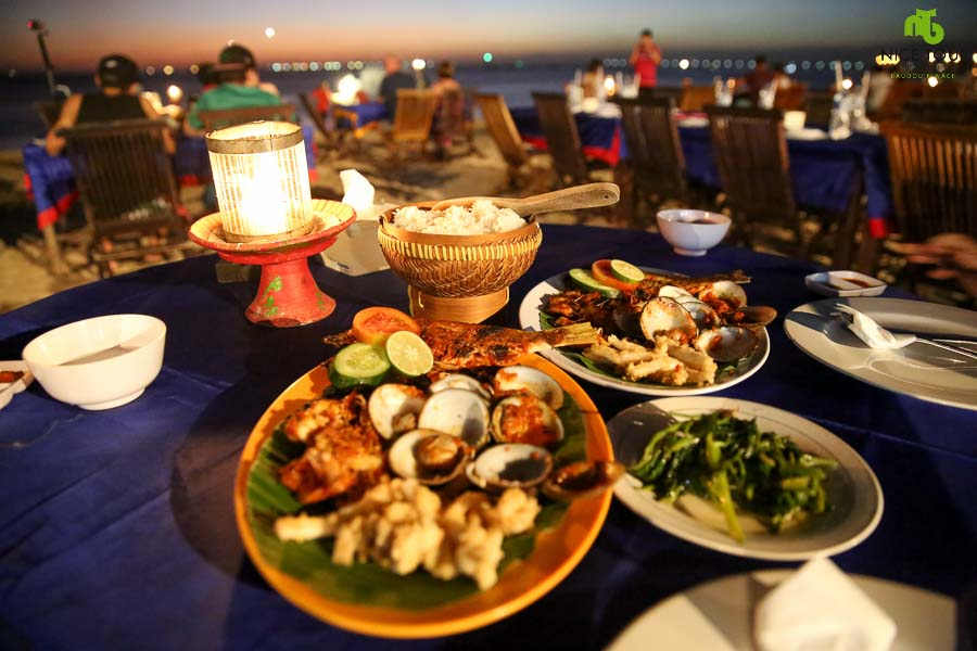 Jimbaran Dinner Package Deals | Romantic Seafood Dinner at/from USD 10 net