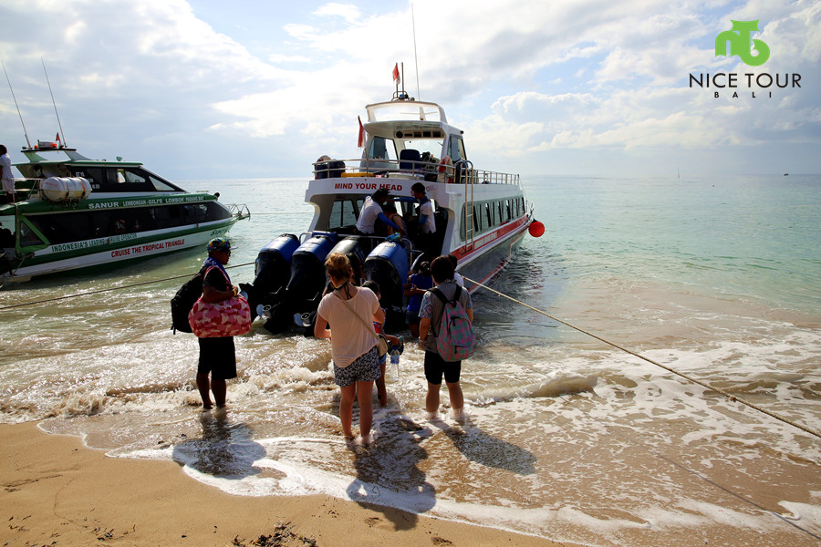 [Hot Deals] Fast Boat from Bali to Nusa Lembongan | USD 18/way, USD 28 returns