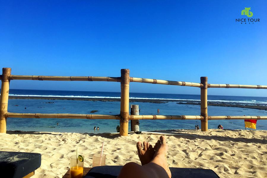 Sundays Beach Club at Karma Beach Bali