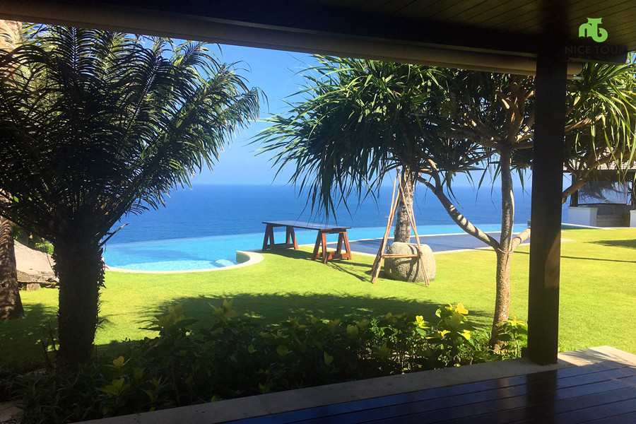 Unggasan Cliff Top Resort Bali