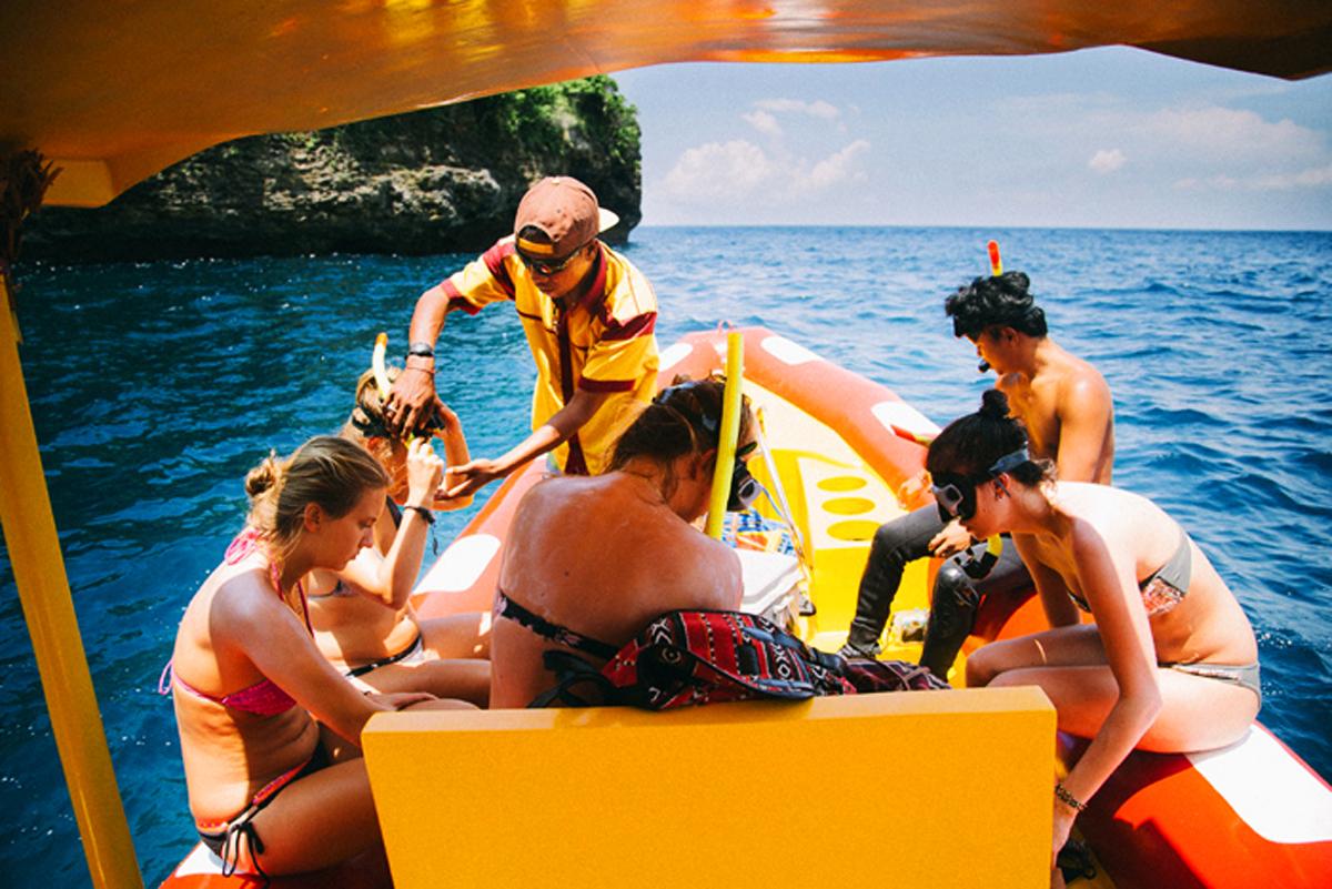 Penida Island Snorkeling Journey