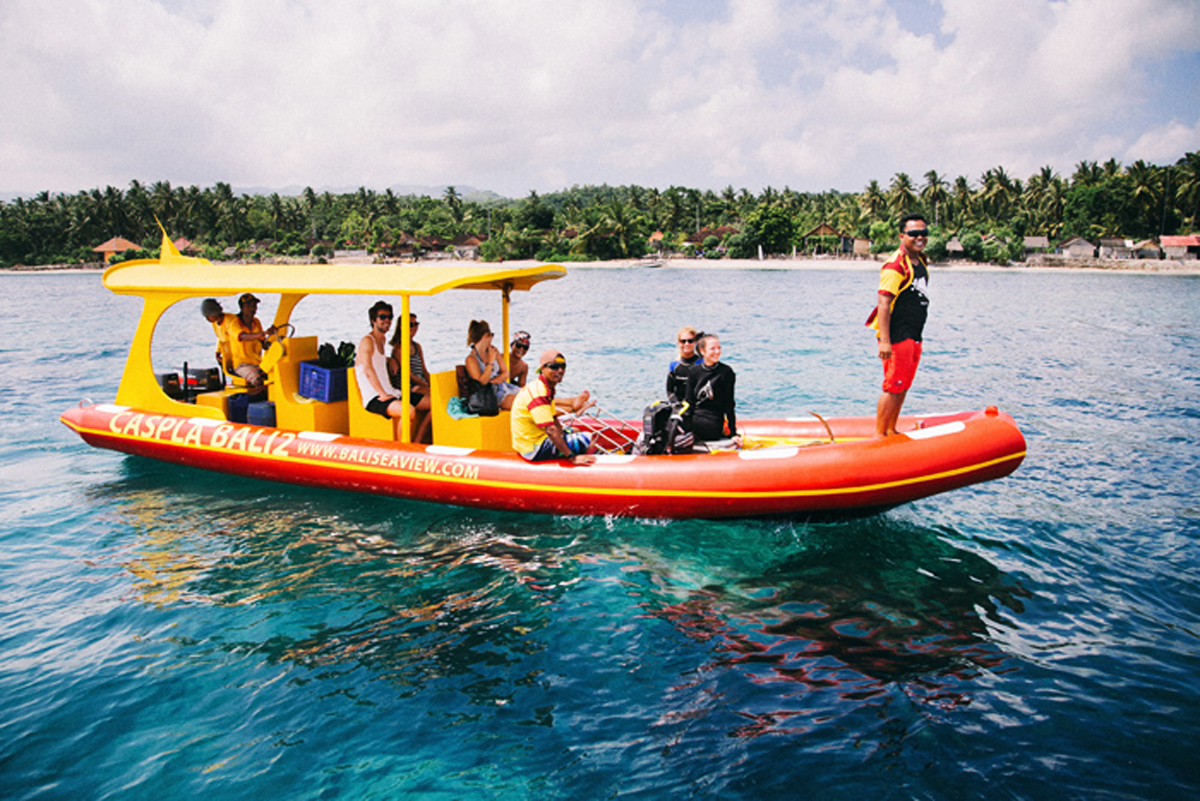 Nusa Penida Snorkeling Day Trip | Angel Billabong, Broken Beach & Kelingking Secret Point.