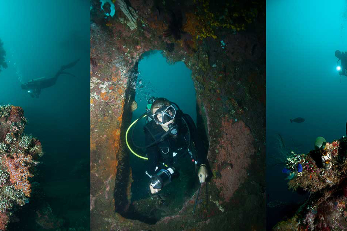 Tulamben Shipwerck Dive