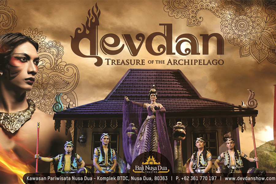 [Bali Deals] Devdan Show Bali Tickets on sales! Price from USD 31 only!