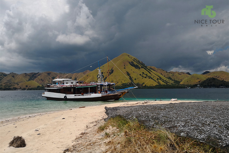 Kelor Island at Komodo National Park