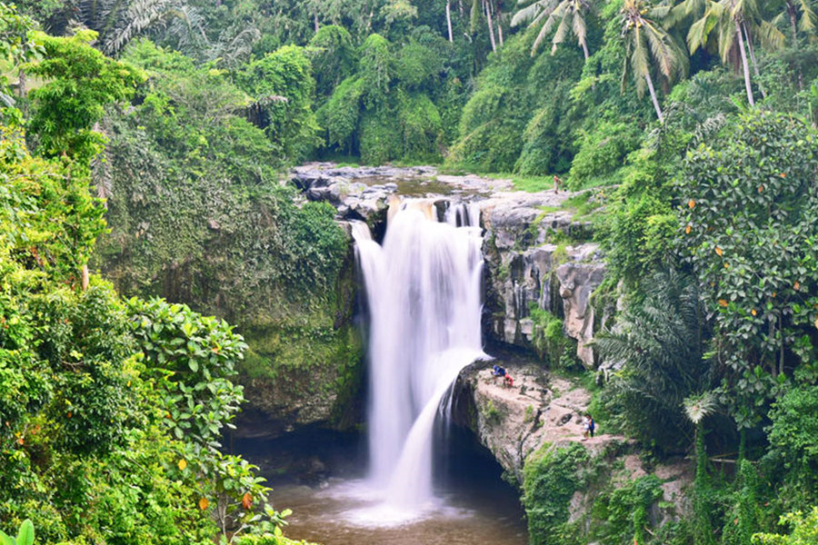 Tegenungan Waterfall Tour Ubud