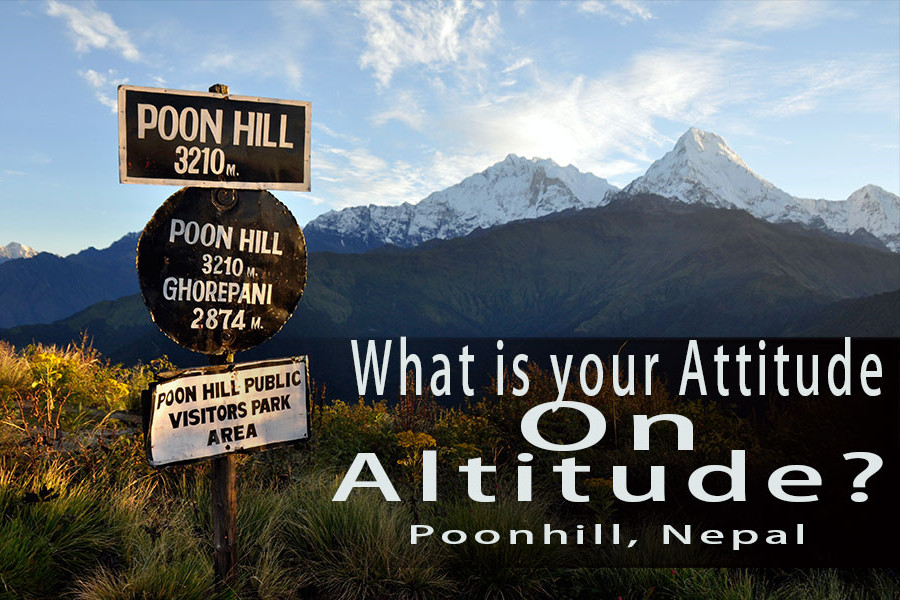 Poon Hill Trek 3 days -Short Trek from Pokhara