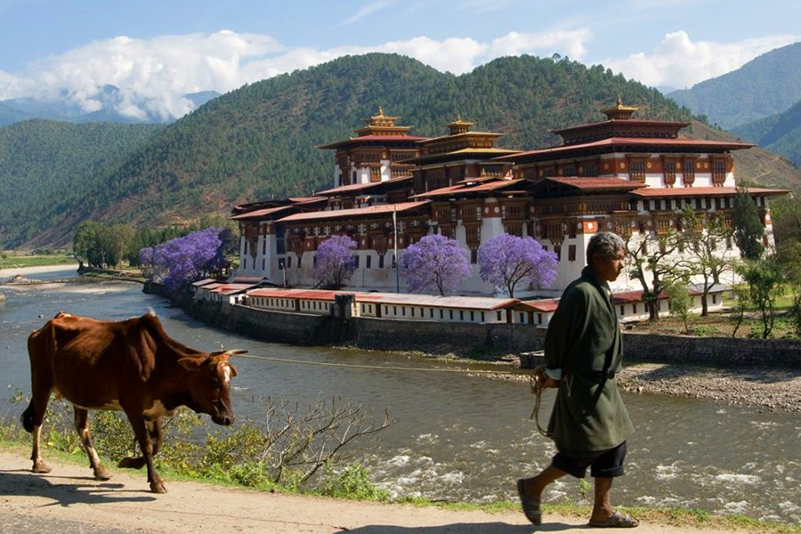 Travel from Nepal to Bhutan 4 days 3 nights