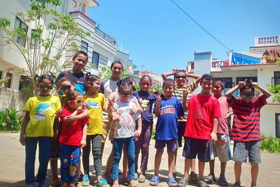 Volunteer Work in Nepal Kathmandu – A small orphanage in Kathmandu